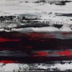 Rush,Acrylic, 48x30